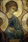 Фреска северного склона Успенского собора во Владимире
