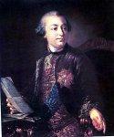 портрет И.И. Шувалова
